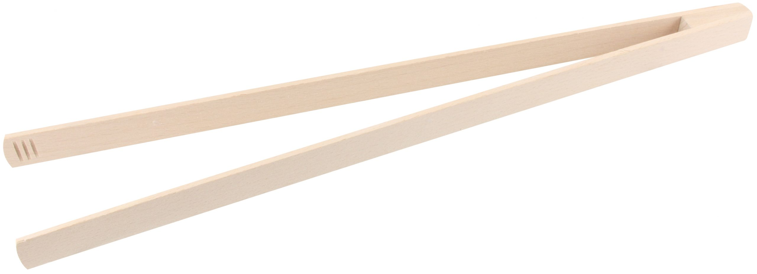 Holzzange 50cm Buche hängb