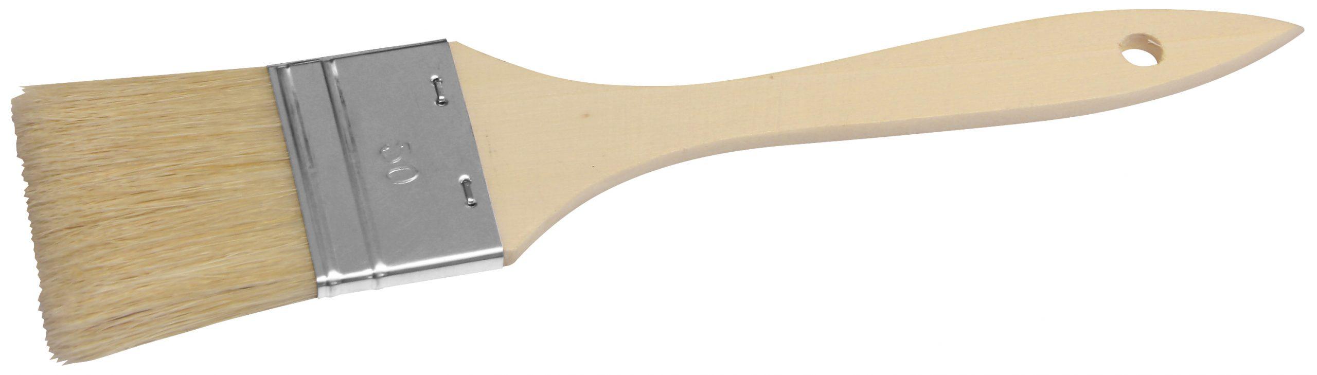 Backpinsel 23cm, 50mm Naturb.