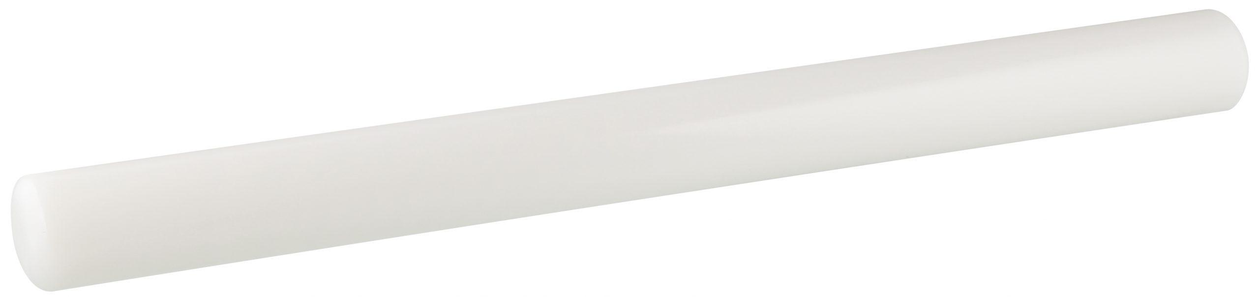 Rollstab 50x4cm HDPE weiß