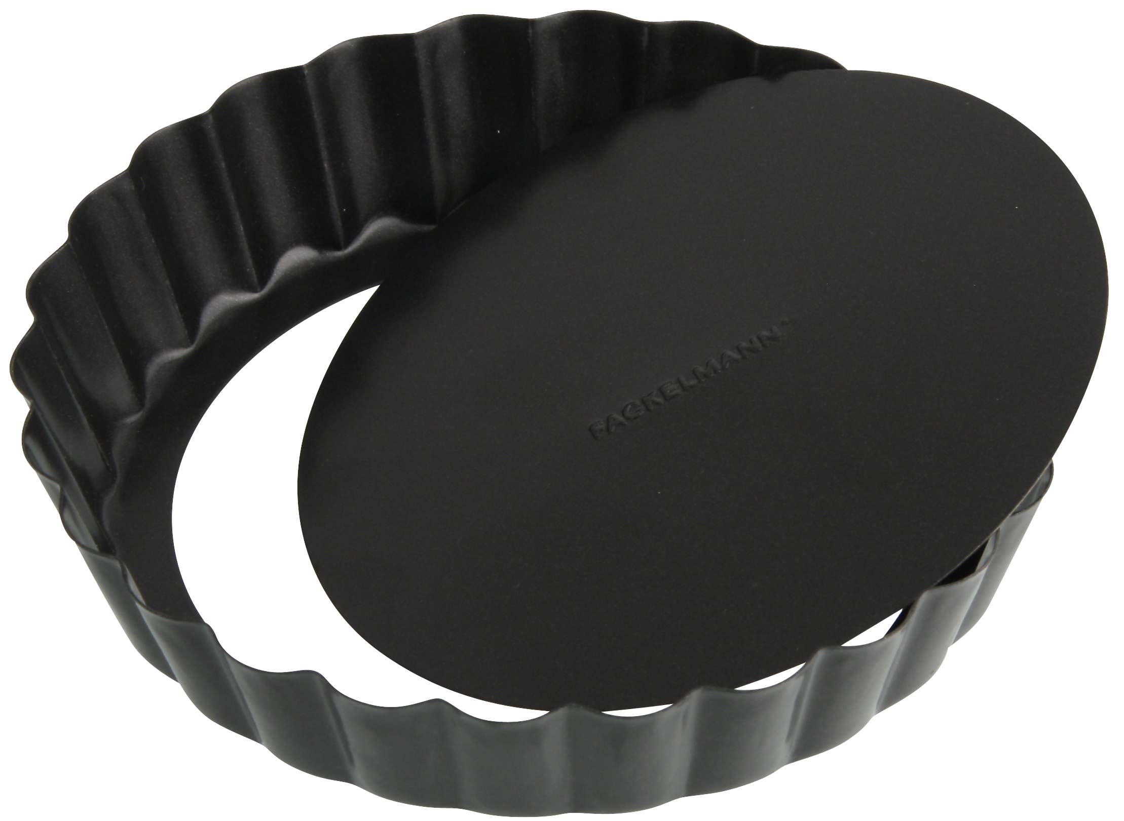 Kuchenform 13cm loser Boden
