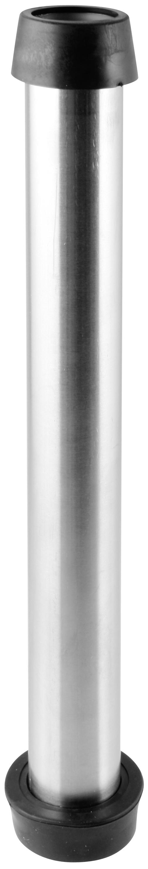 Beckenstandrohr 1,5/1,25- INOX Btl