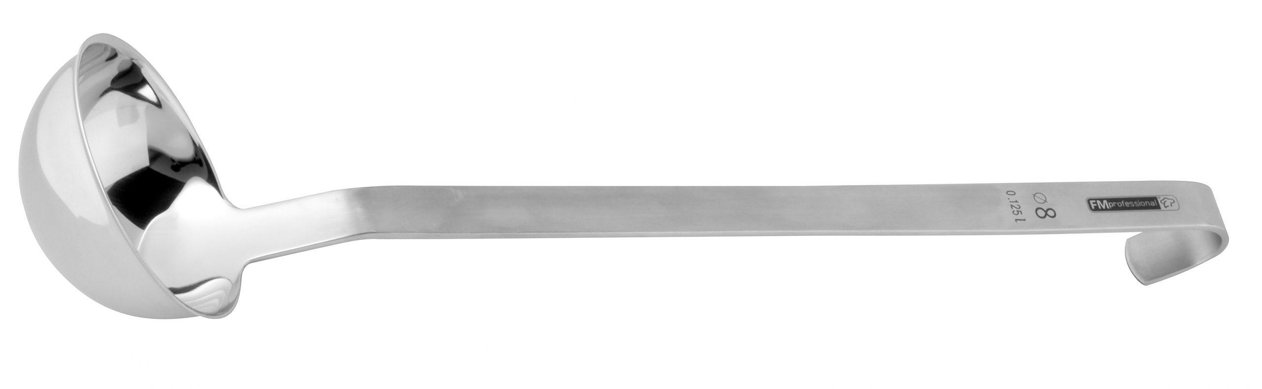 Schöpflöffel 12cl 39cm INOX