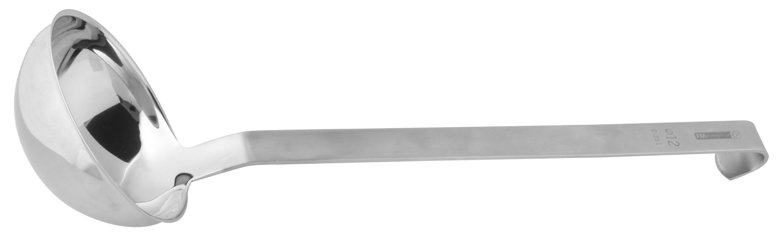 Schöpflöffel 35cl 46cm INOX