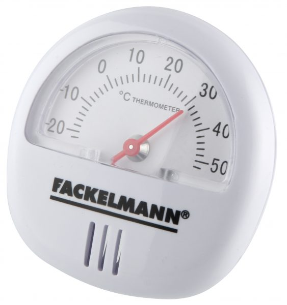 Thermometer m. Magnet 6cm