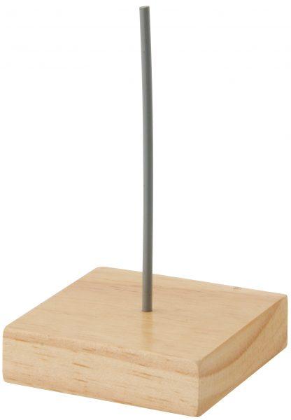 Bonspieß Holzfuß