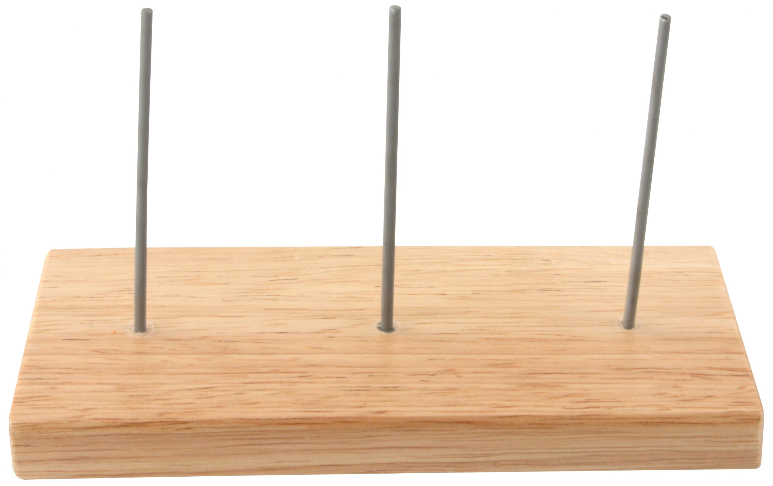 Bonspieß 3-fach Holzfuß