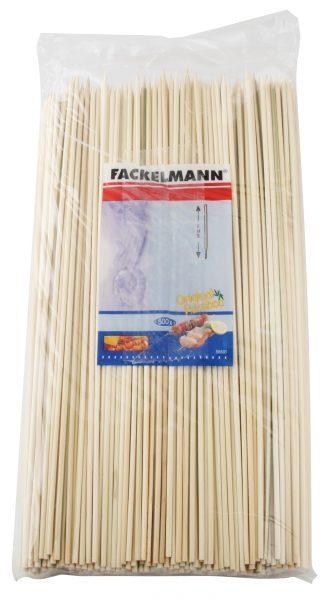 Schaschlikspieße 30cm Bambus