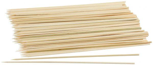Schaschlikspieße 20cm Bambus